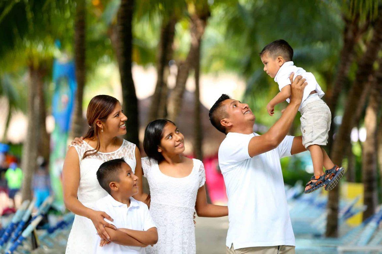 activité en famille