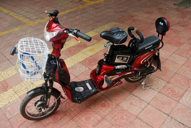 moto electrique